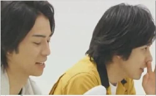 Nino and Jun Mario CM
